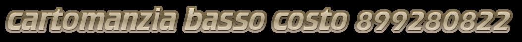 cartomanzia bassissimo costo